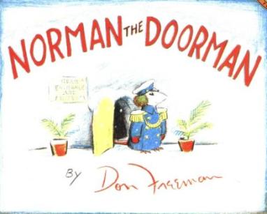 Norman the Doorman