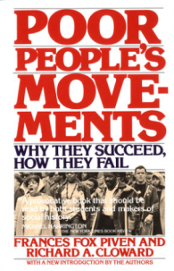 Poor People's Movements