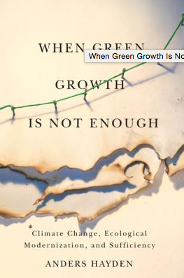 When Green Growth is Not Enough