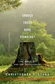 Should Trees Have Standing